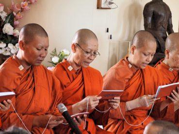 Le Bhikkhuni di Nakhon Pathom