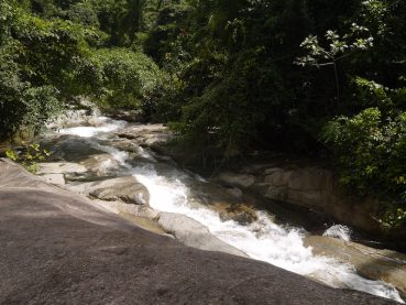 Jangkar Waterfall, Borneo