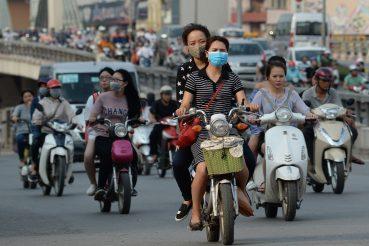 Hanoi to ban motorbikes by 2030