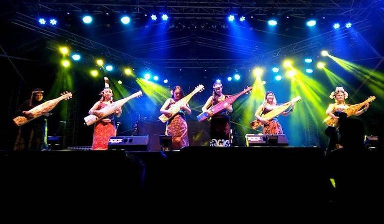 Rainforest World Music Festival