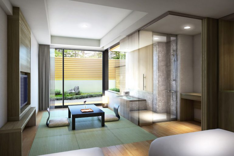 Japan grand opening of 5 Marriott Hotels
