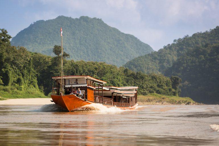 Luang Say Boat