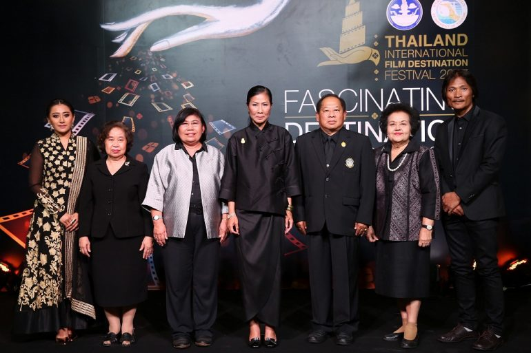Thailand targets film industry