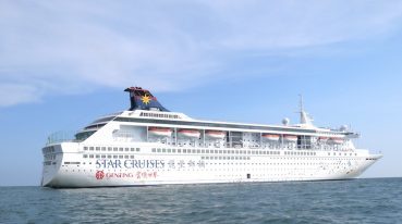 Star Cruise Libra adventuring the Andaman Sea