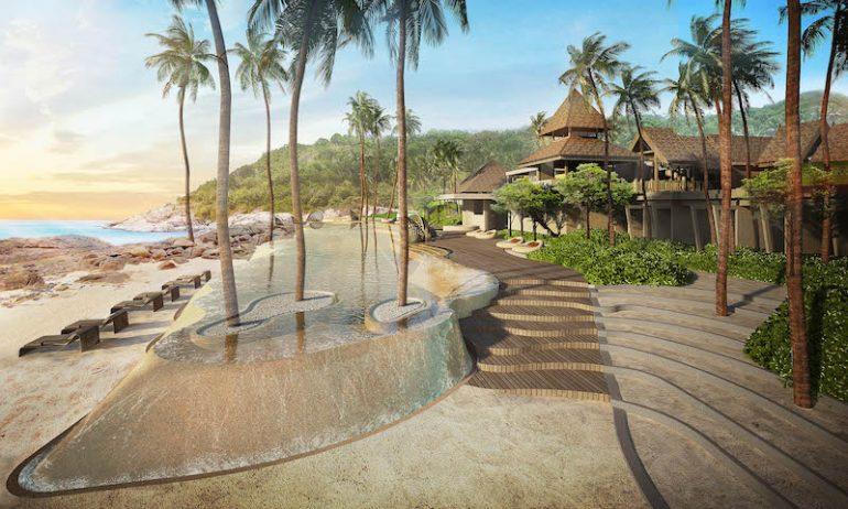 The Ritz-Carlton, Koh Samui opens