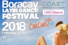 Boracay Latin Dance Festival 2018