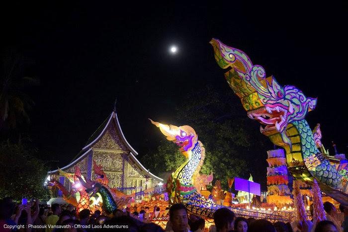 The festival in full spring