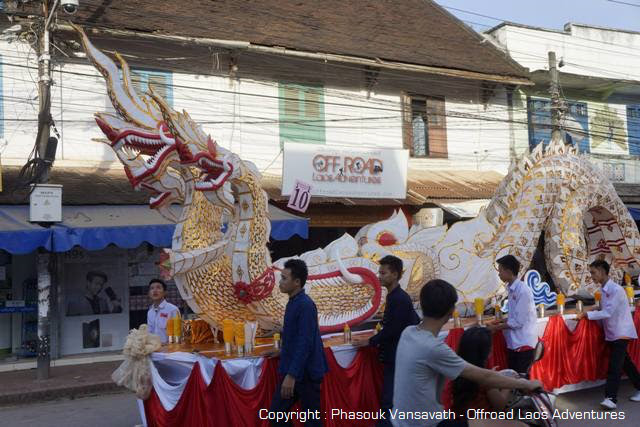 BOUN LAI HEUA FAI in Luang Prabang