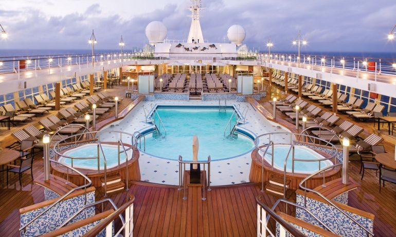 Seven Seas Voyager arrives in Asia
