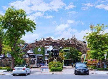 Dusit Zoo relocating