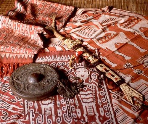 Exquisite weaving