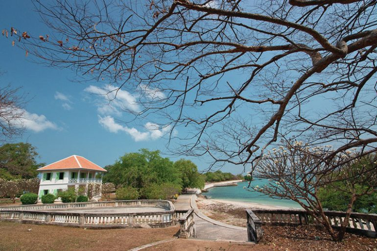 Ruan Vadhanna, Summer Palace