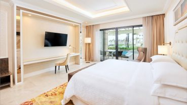 Sheraton Grand Danang Resort first Sheraton in Vietnam