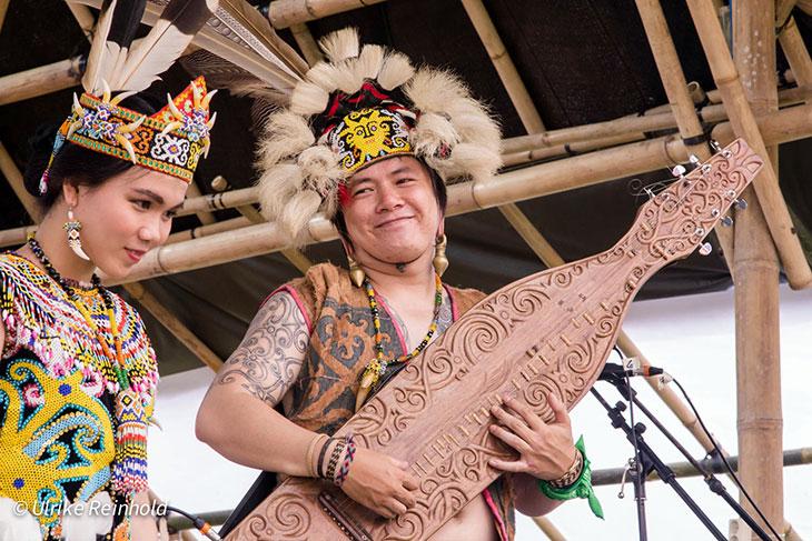 Sape from Borneo at BaliSpirit Festival