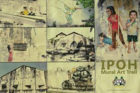 Ipoh Mural Art Trail