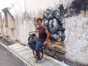 Ernest Zacharevic – Urban Art