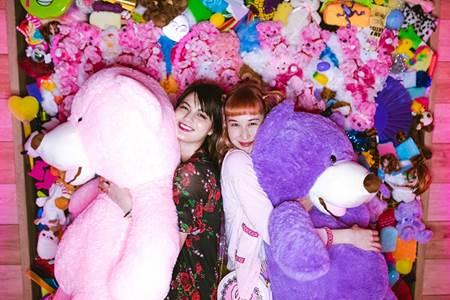 MOXY PLAYHOUSE JAPAN - Maggy and DJ Yuka Mizuhara