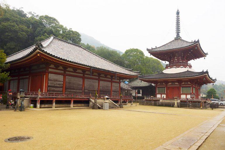 Onomichi, Jodo-ji Temple