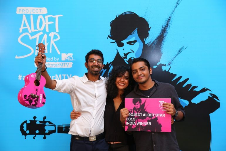 Project Aloft Star 2015 India Winner Run Pussy Run