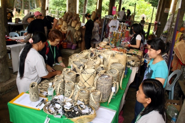 Rainforest Crafts Bazaar