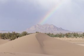 Iran outback experience