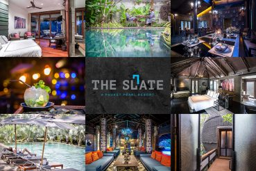 The Slate: Phuket ultimate men's getaway
