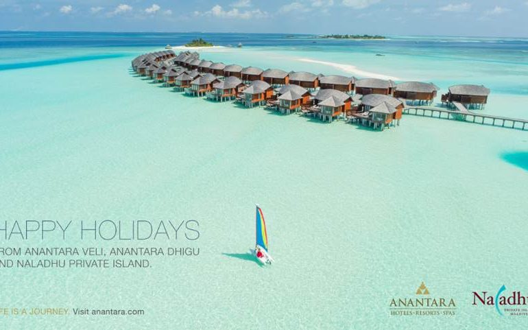 Happy Holidays from Anantara