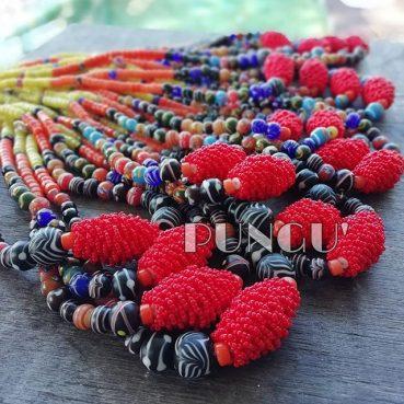 Kabo necklace and bracelet