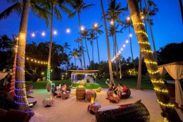 Tuk-Tuk Bar opens on Koh Samui
