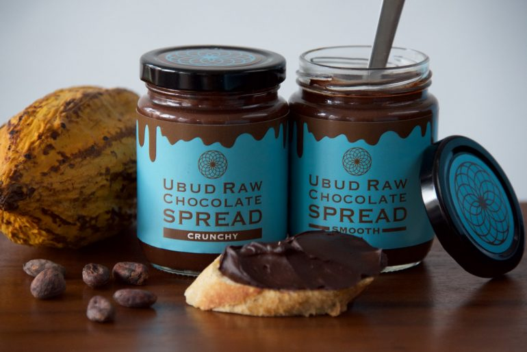 UBUD RAW products