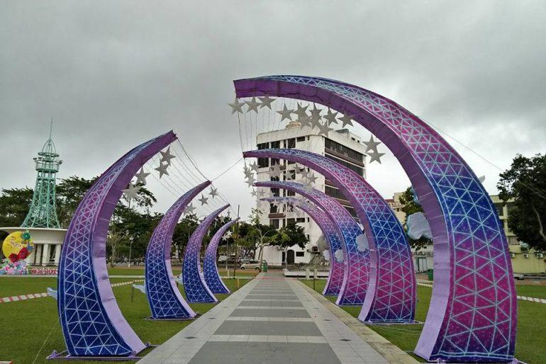 Sibu traditional lanterns