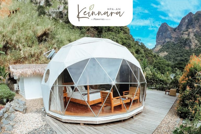 Amazing accommodation at Keinnara Lodge