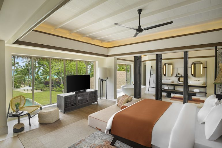 InterContinental Maldives - 3 Bedroom Royal Beachfront Residence