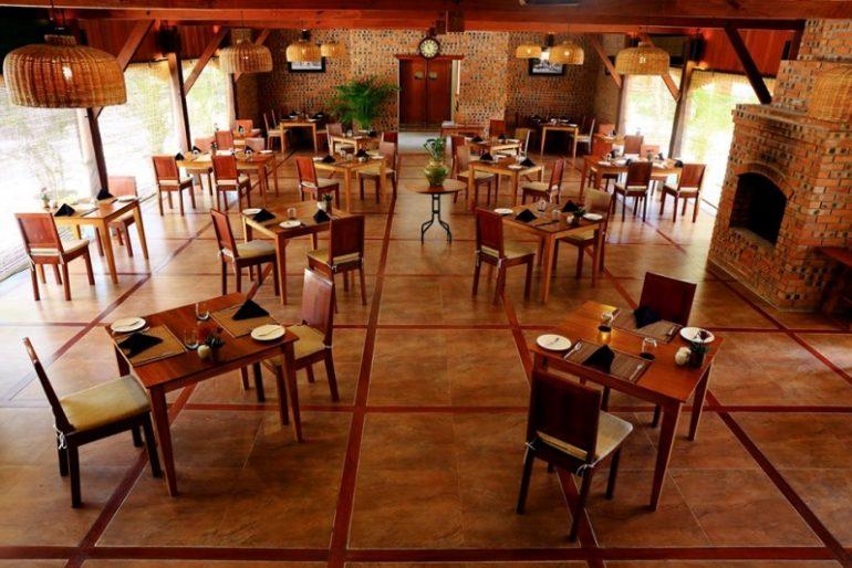 Keinnara Lodge Loikaw Restaurant