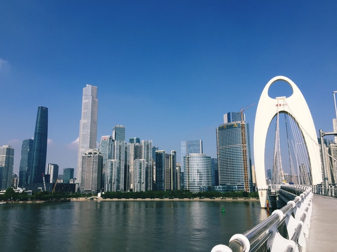 Guangzhou is one of the bet cities to do business in China