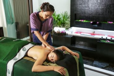 Banyan Tree Spa Strikes Gold