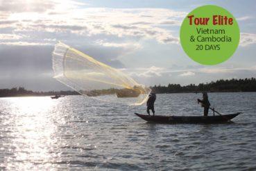 Tour Elite Vietnam & Cambodia