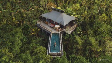 Capella Ubud, Bali is Voted No.1 Hotel in the World