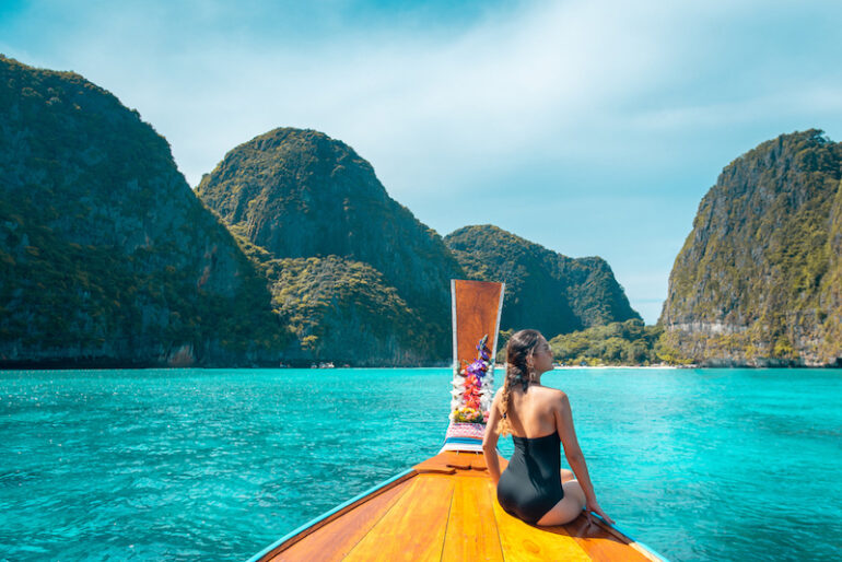 Indulge on a daily boat tour around Phi Phi Island Village Beach Resort