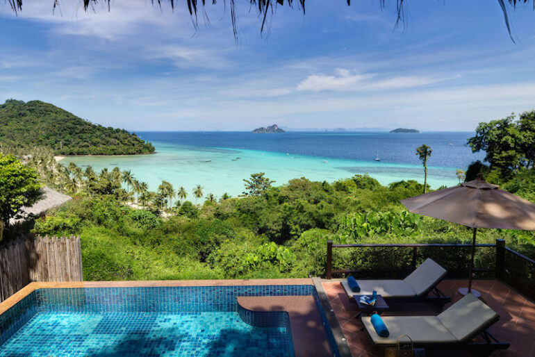 Relax and unwind in one of the most visited islands in Thailand