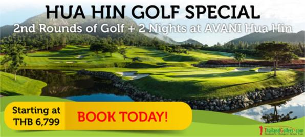 Hua Hin Golf Special