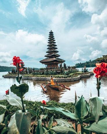 Munduk area in the north of Bali