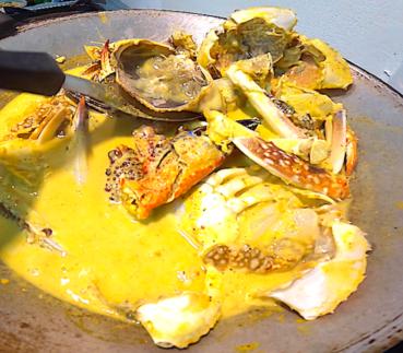 Thai Crab Curry – Gaeng Poo