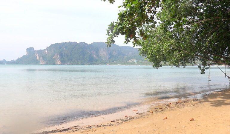 Tranquil Ao Nam Mao beach