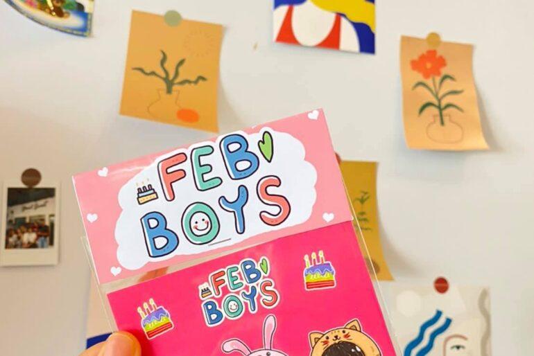 Feb boys context