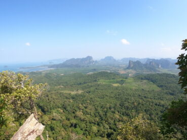 Dragon Crest Mountain Trail, Krabi