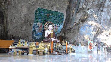 Wat Tham Seua Wonderland hike