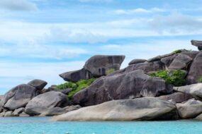 Snorkelling trip to Koh Similan