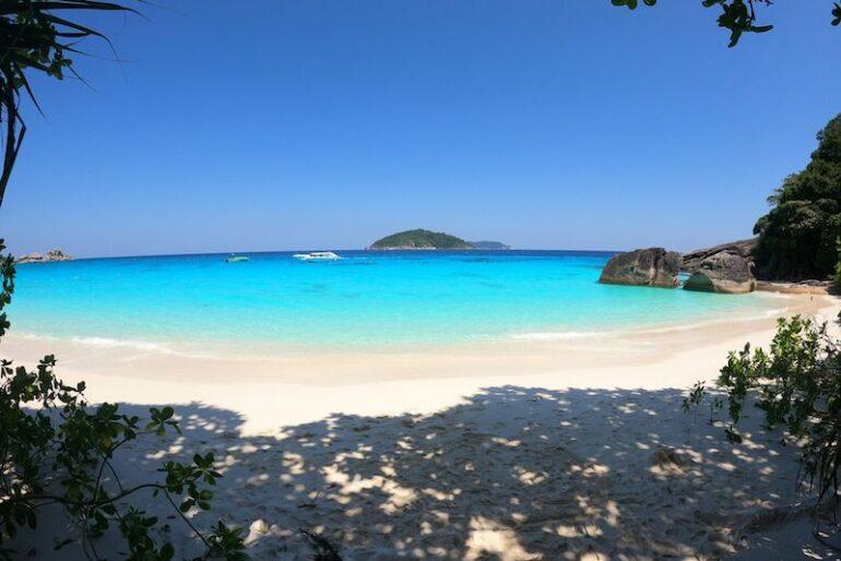 Koh MIang beach, Similan Island 4