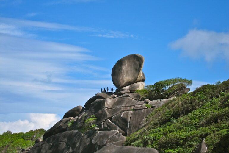 Sail Rock Viewpoint
